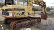 Used track excavator Caterpillar 312BL