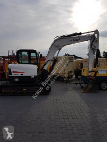 Bobcat E 85 mini-excavator second-hand