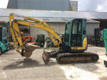 Yanmar VIO57 used mini excavator