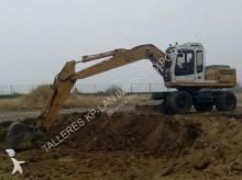 Excavadora Liebherr A 902 LITRONIC excavadora de ruedas usada