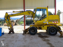 Excavadora Case 788P excavadora de ruedas usada