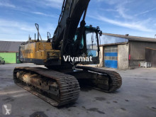 Volvo EC460 CL used track excavator