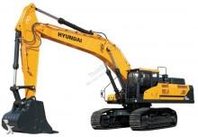 Excavator pe şenile Hyundai HX520-L