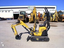 Yanmar SV 08 new mini excavator