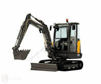 Volvo EC 27 D MIETE RENTAL mini-excavator second-hand