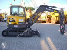 Volvo ECR 58 D MIETE RENTAL new mini excavator
