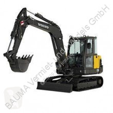 Volvo EC 55 C MIETE RENTAL mini-excavator second-hand