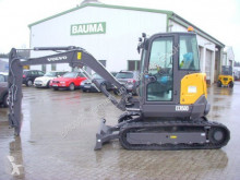 Volvo ECR 50 D MIETE RENTAL mini-excavator second-hand
