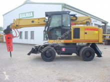 Gradall XL 4300 new wheel excavator