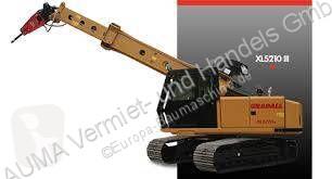 Excavadora excavadora de cadenas Gradall XL 3210 4210 5210 3310 4310 5310 7320