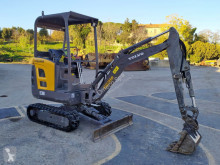 Volvo EC18D mini-excavator second-hand