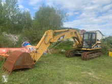 Excavadora Caterpillar 318B excavadora de cadenas usada