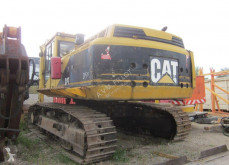 Caterpillar 350 L used track excavator