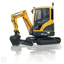 Excavadora Hyundai 25Z-9A miniexcavadora usada