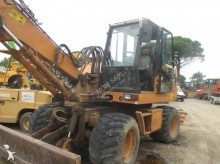Case WX120 excavator pe roti second-hand