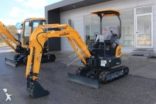 Hyundai Robex 17Z-9A mini-excavator noua