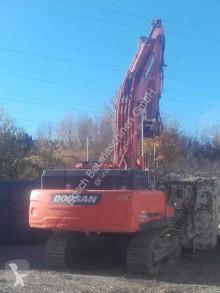 Doosan DX420LC-3 верижен багер втора употреба