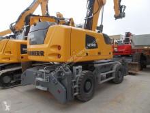 Excavadora Liebherr LH 26M Litronic excavadora de manutención usada