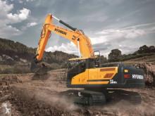 Escavadora Hyundai HX 300L escavadora de lagartas nova