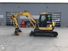 Komatsu PC80MR 3 tweedehands mini-graafmachine