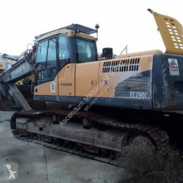 Excavadora Volvo EC 290 C L excavadora de cadenas usada
