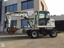 Terex TW 70 used wheel excavator