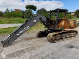 Volvo EC160 used track excavator