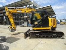 Escavadora JCB JCB JZ 140 LC escavadora de lagartas usada