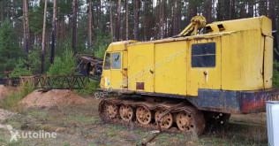 Slæbeskovlsmaskine Menck M152