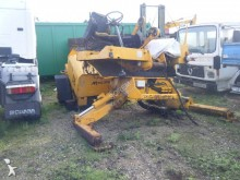 Mecalac 11 CX used wheel excavator