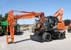 Hitachi zx170w-6-e used wheel excavator