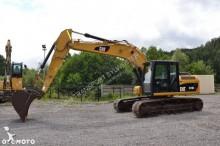 Caterpillar 319DL used track excavator