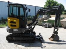Excavadora Volvo ECR 27D miniexcavadora nueva