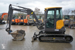 Volvo ECR 50D mini-excavator second-hand
