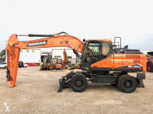 Doosan DX210 W new wheel excavator