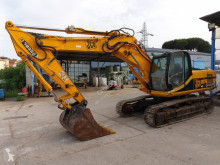 JCB JS220NC excavator pe şenile second-hand