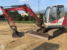 Neuson 6002 excavator used