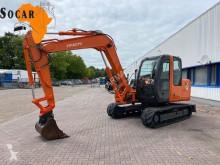 Hitachi ZX80SB used track excavator