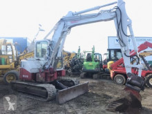 Takeuchi TB 180 FR used mini excavator
