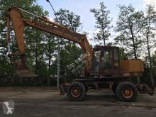 Case 1088 excavator pe roti second-hand