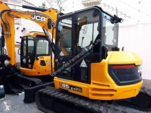 Escavadora JCB 85Z-1 eco mini-escavadora usada