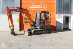 Doosan dx63-3 mini pelle occasion