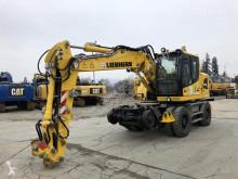Excavadora Liebherr A922 Rail excavadora de ruedas usada