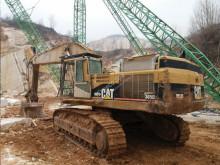 Excavadora Caterpillar 365B excavadora de cadenas usada