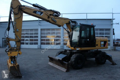 Caterpillar - M316D excavator pe roti second-hand