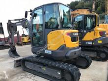 Excavadora Volvo ECR 50D miniexcavadora usada