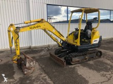 Kubota KX61-3 used mini excavator