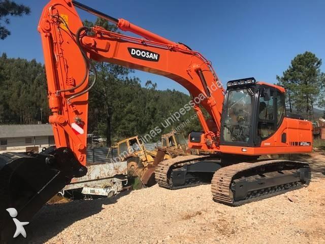 Ver las fotos Excavadora Doosan DX225 N LC