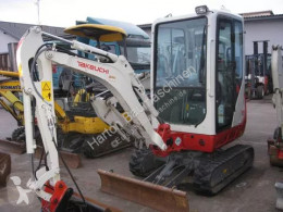 Takeuchi mini-excavator second-hand