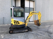 New Holland E22-2 used mini excavator